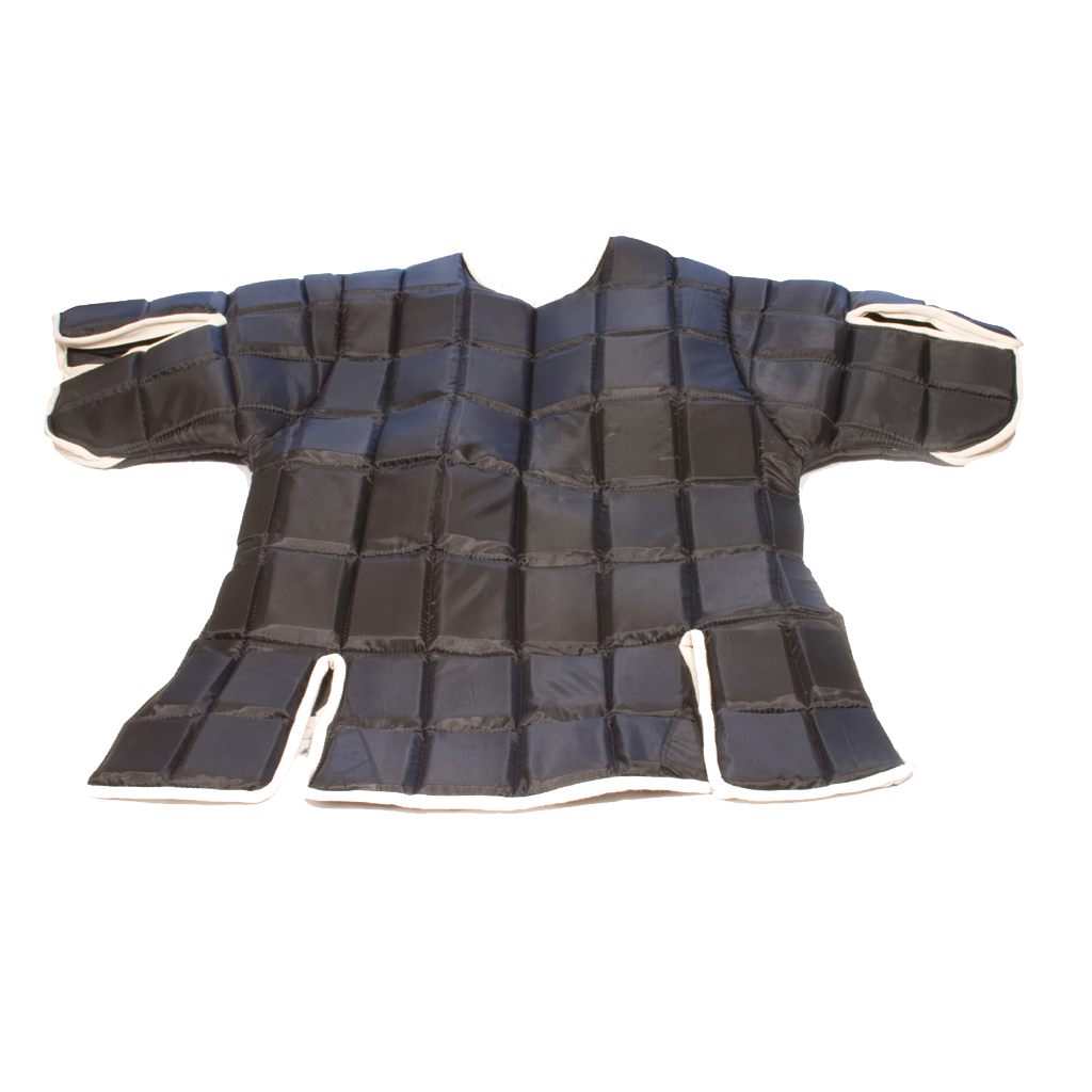 Full-contact body armour