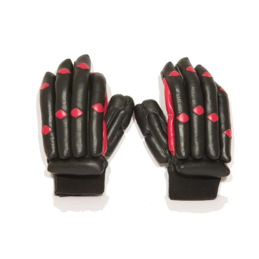 Stick fighting gloves