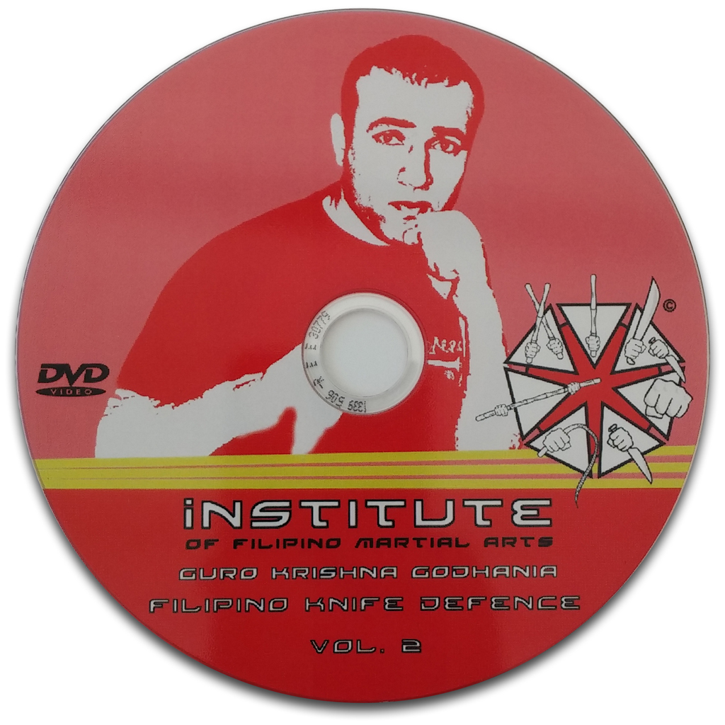 Knife defence instructional DVD