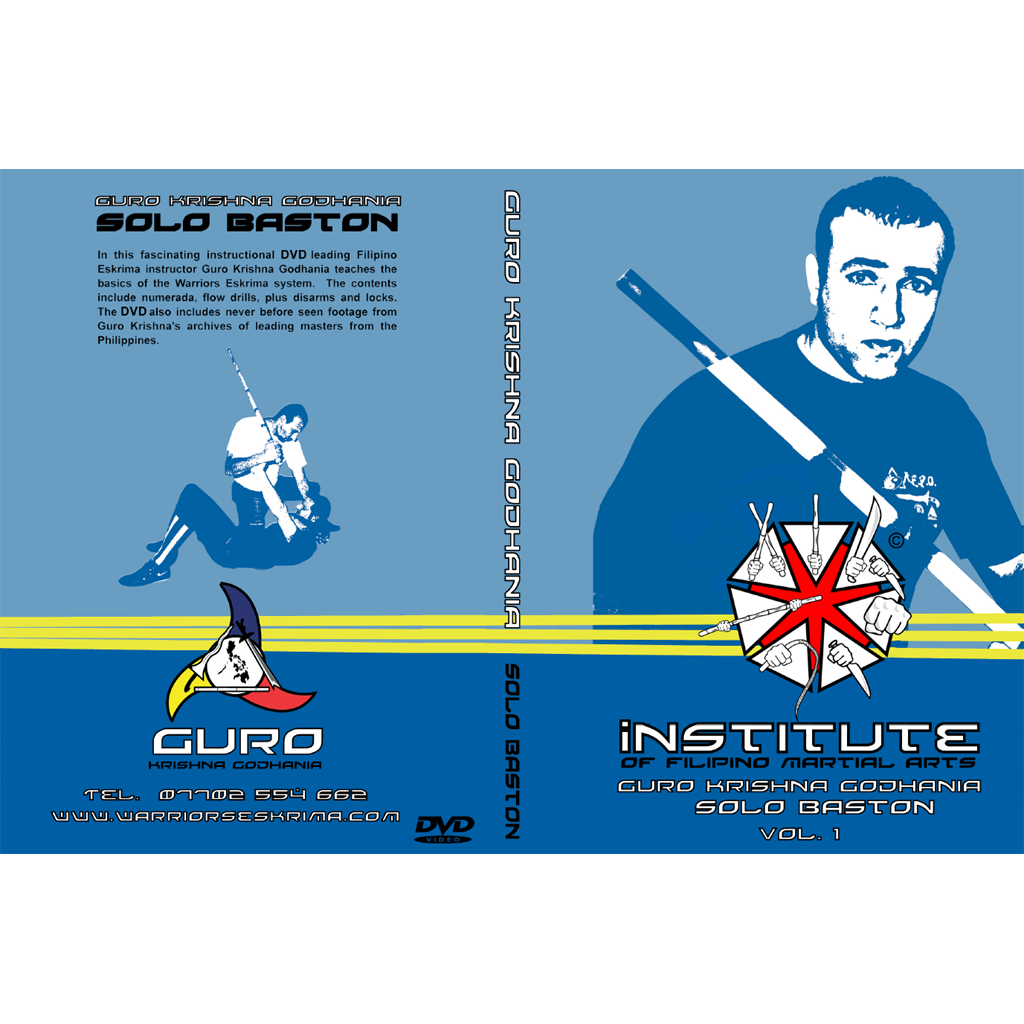 Solo baston instructional DVD